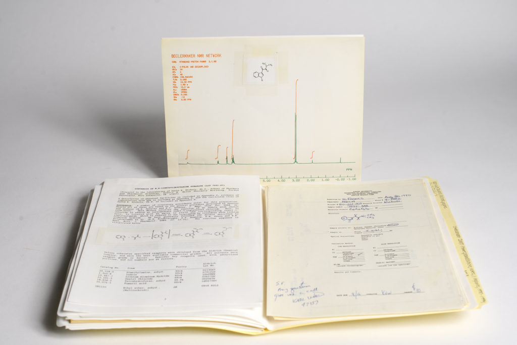 Archival items available in the Betsy Gordon Psychoactive Research Collection