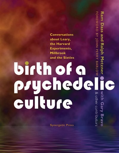 Cover of Birth of a Psychedelic Culture